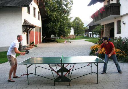 Tischtennis für flinke Hände